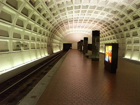 El metro de Washington